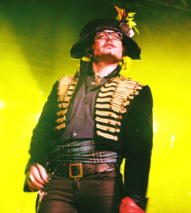 Adam Ant at The Assembly Hall Theatre, Tunbridge Wells