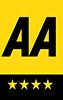 AA 4 starts accommodation grading
