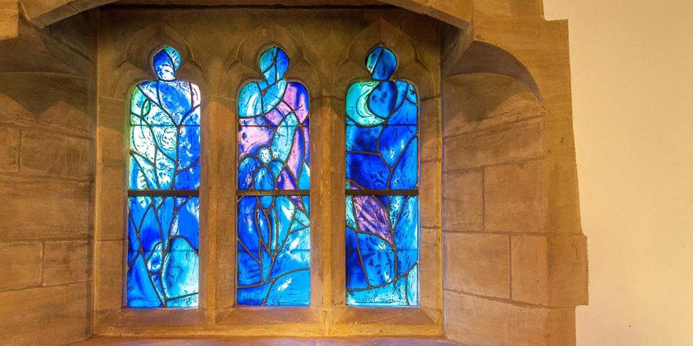 All Saints Tudeley Window