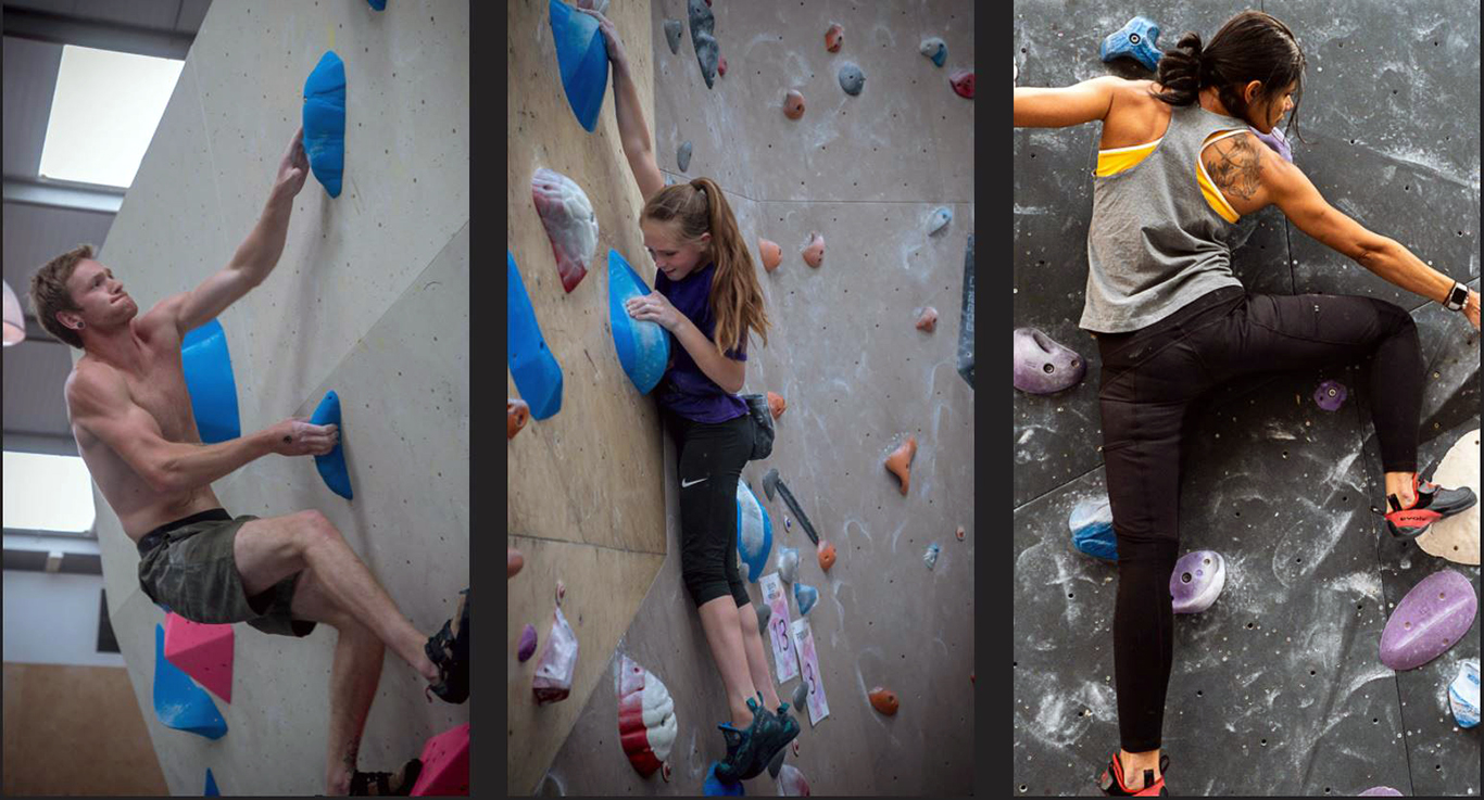 Chimera Indoor Climbing Centre, Royal Tunbridge Wells
