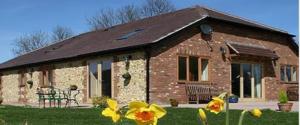 Coldblow Farm – Flint Lodge, Flint Cottage and Flint Barn
