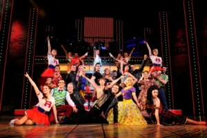 Greased Lightning at The Assembly Hall Theatre in Royal Tunbridge Wells