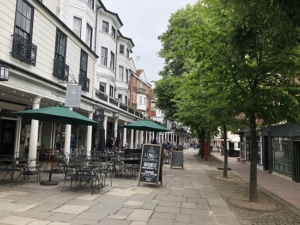 The Pantiles | Guided Tour of Royal Tunbridge Wells