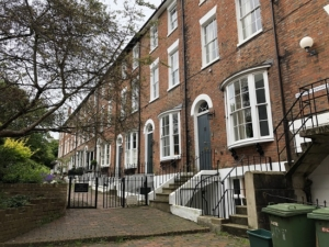 Bedford Terrace | Guided Tour of Royal Tunbridge Wells