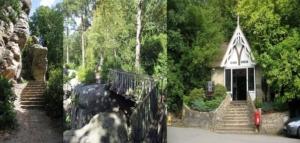 High Rocks, Spa Valley Railway