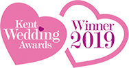 Winner Kent Wedding Awards 2019