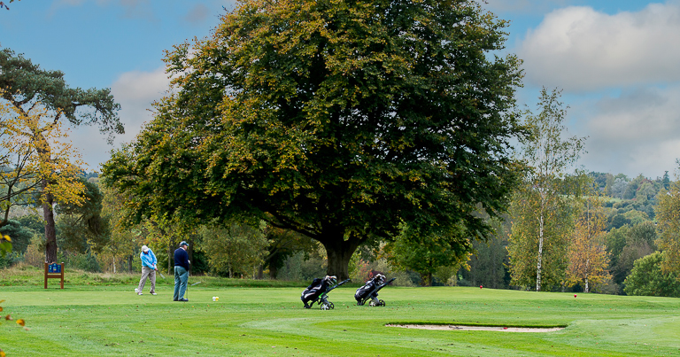 Lamberhurst golf club and course, Tunbridge Wells