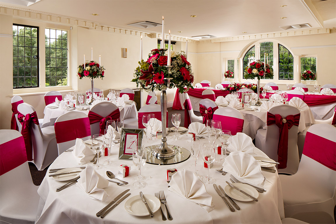 Mercure Hotel Tunbridge Wells wedding venue