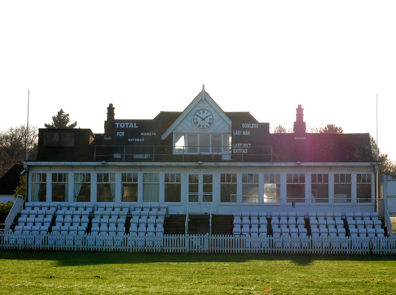 Nevill Cricket Grounds Stand, Royal Tunbridge Wells