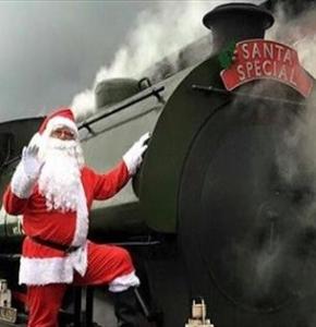 Santa Specials at Spa Valley Railway