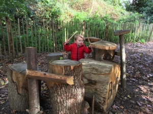 Scotney Castle Play Area for children and families in the borough of Tunbridge Wells | Clare Lush Mansell