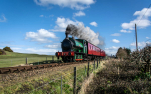 Spa Valley Railway by Frank Richards