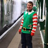 Spa Valley Railway Christmas Elf