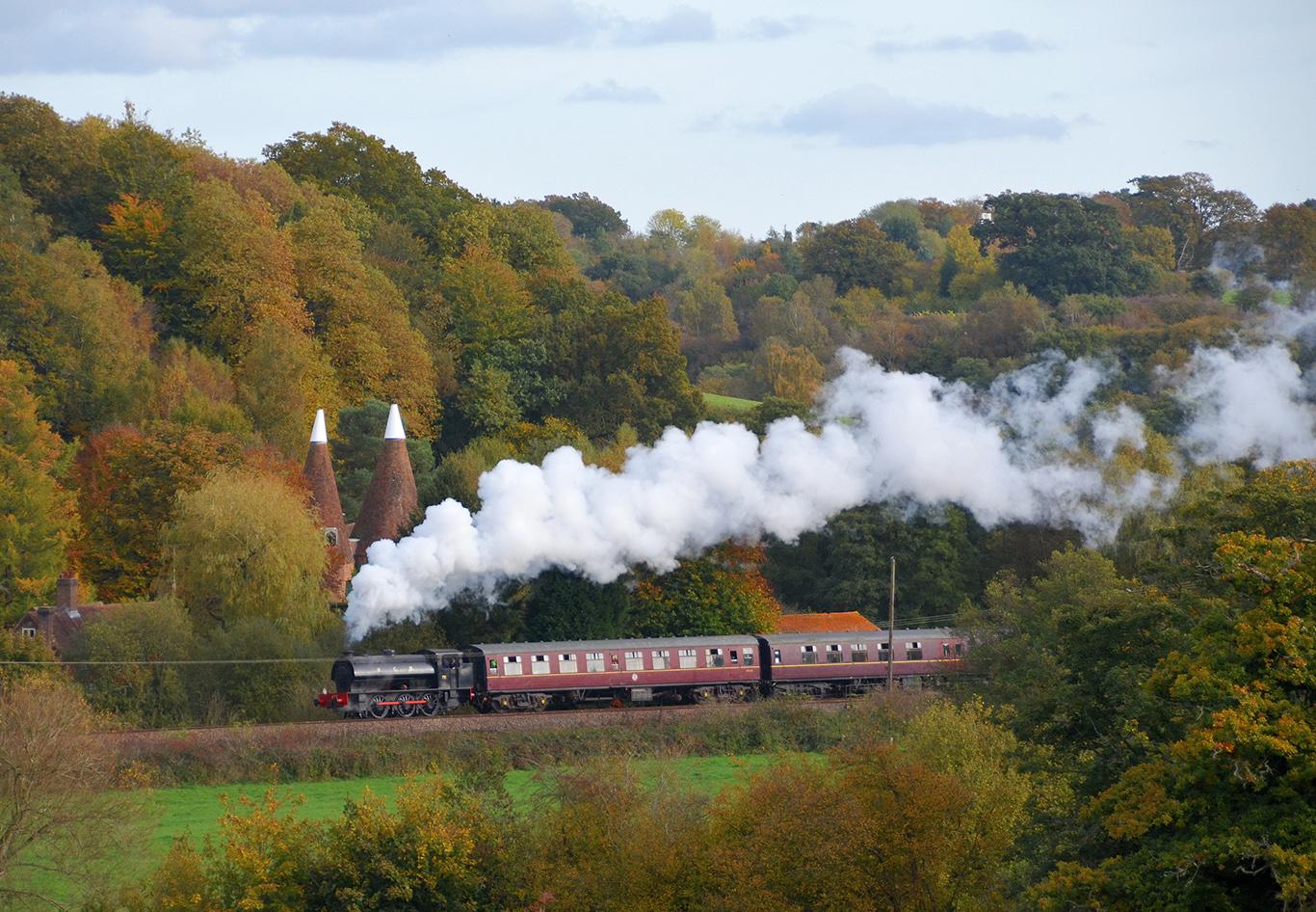Spa Valley Railway Rural Steam