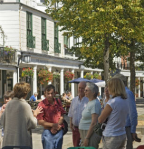 Tales from a Tunbridge Wells Blue Badge Guide