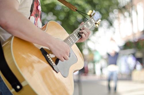 Plenty of talent sharing their live music in Royal Tunbridge Wells