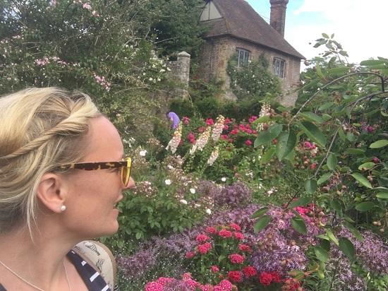 Sissinghurst Castle Gardens - Clare Lush-Mansell