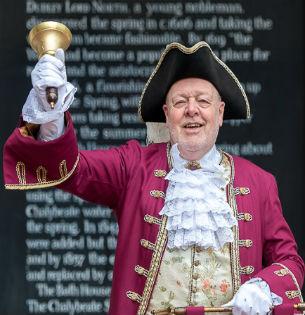 The Town Crier of Royal Tunbridge Wells
