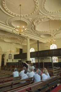 Tour of Parish Church of King Charles the Martyr, Royal Tunbridge Wells