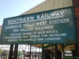 Spa Valley Railway, Tunbridge Wells West Station