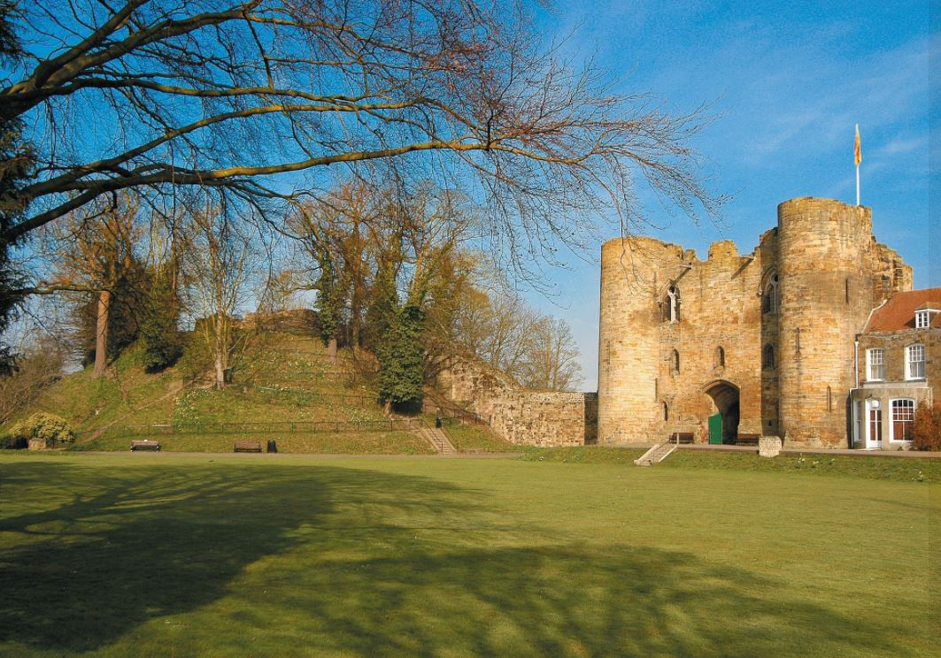 Tonbridge Castle, Kent