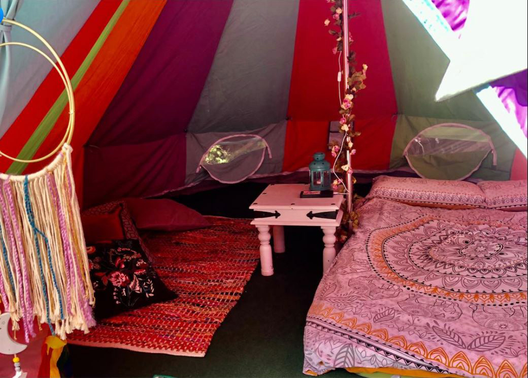 Knoxbridge Glamping and Camping