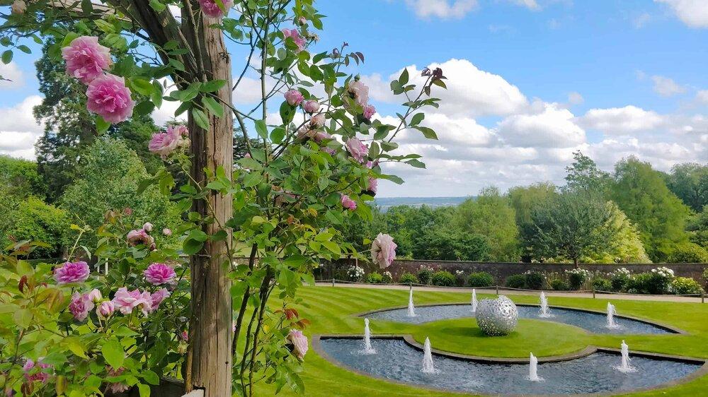 The gardens at Riverhill Himalayan gardens, Sevenoaks, Kent
