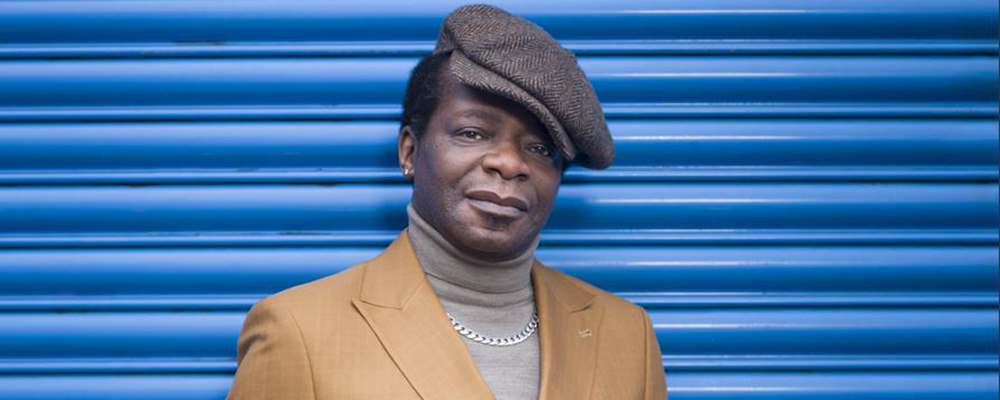 Stephen K Amos at Trinity Theatre Tunbridge Wells