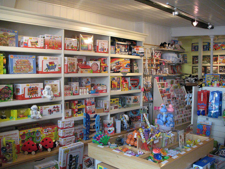 Alfie and Daisy top shop in Cranbrook, Kent