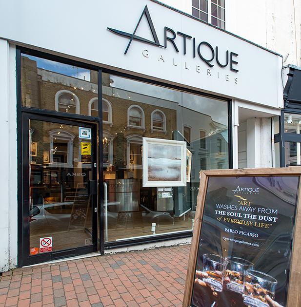 Artique Gallery, Royal Tunbridge Wells