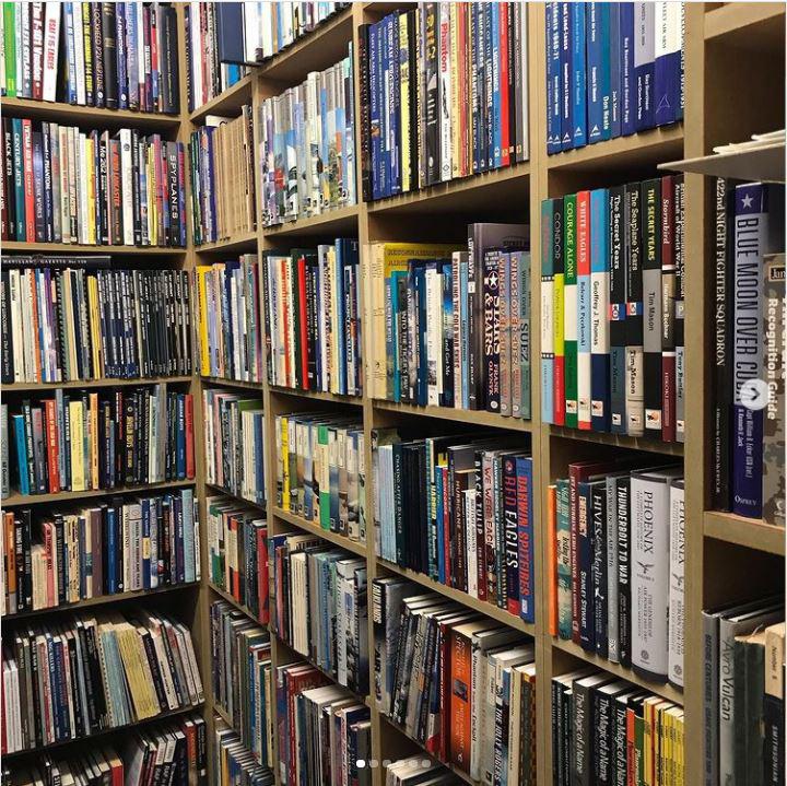 Aviation Bookshop, Royal Tunbrige Wells