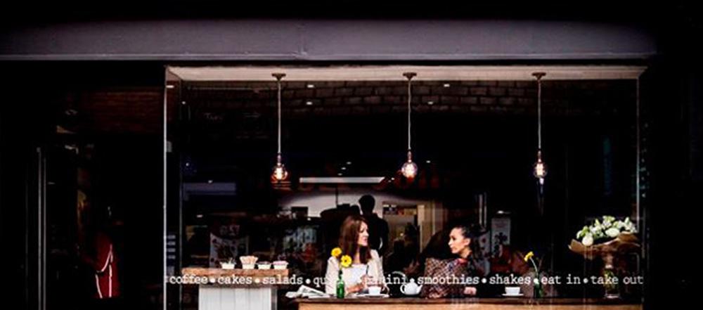 Basil Cafe no sign Tunbridge Wells