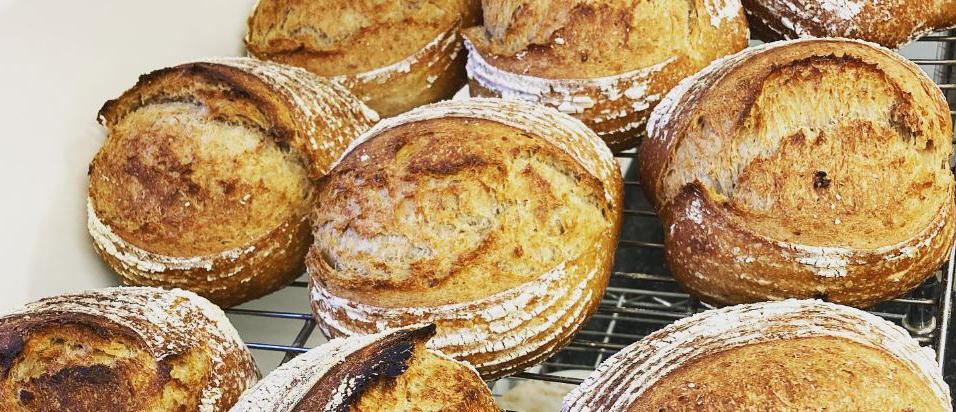Bread from Daily Bread Rusthall near Tunbridge Wells