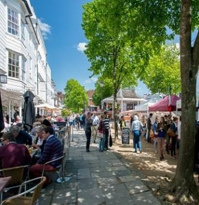 Five Things to Love About Tunbridge Wells…