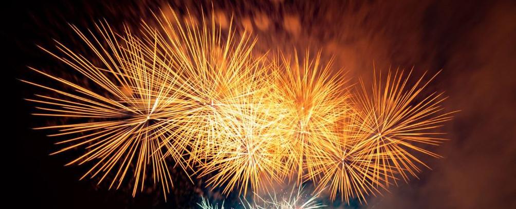 Fireworks - Hawkhurst Gang Bonfire Society