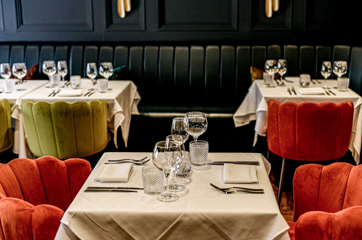 The Lyle restaurant, Royal Tunbridge Wells
