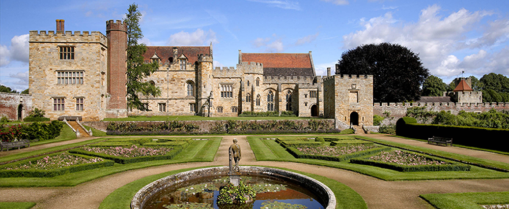 Penshurst Place South view by Peter Smith Jigsaw