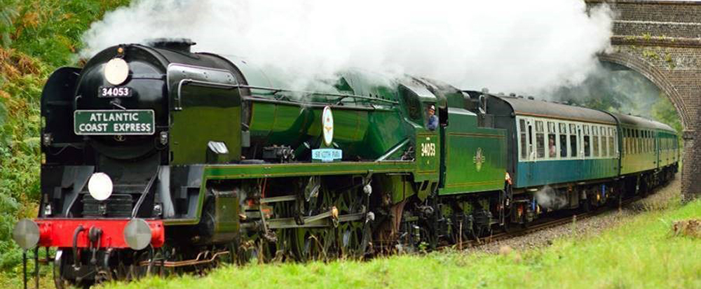 All Aboard!  Spa Valley Railway Reopening 22nd May