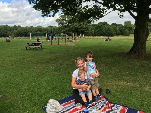 A Splendid Summer Sunday at Penshurst Place