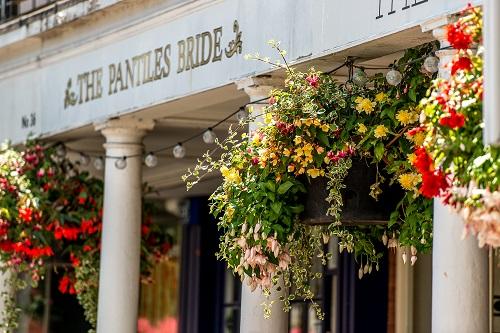 Pantiles Bride shop