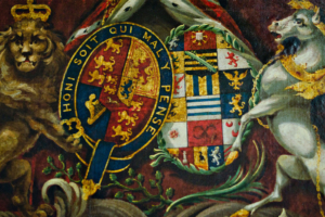 Royal Tunbridge Wells coat of arms - photo by Chris Shoebridge