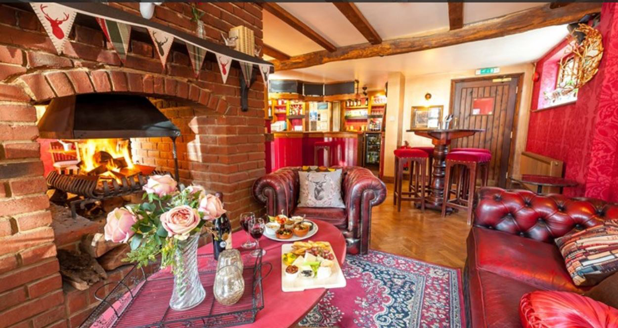 Toad Rock Retreat pub, Tunbridge Wells