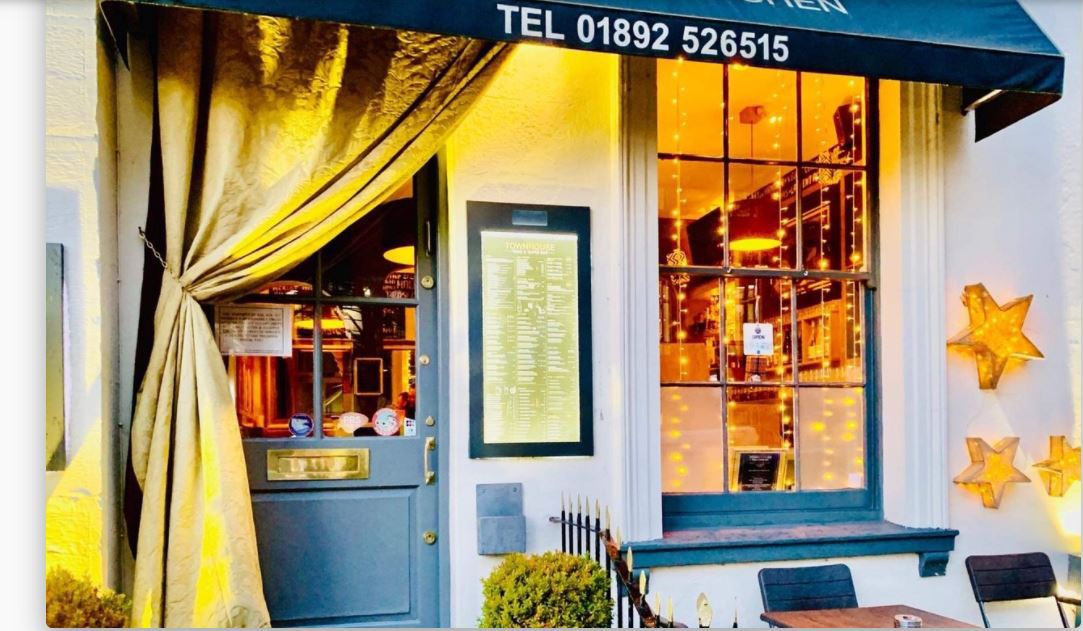 Townhouse tapas, wine bar and disco, Royal Tunbridge Wells