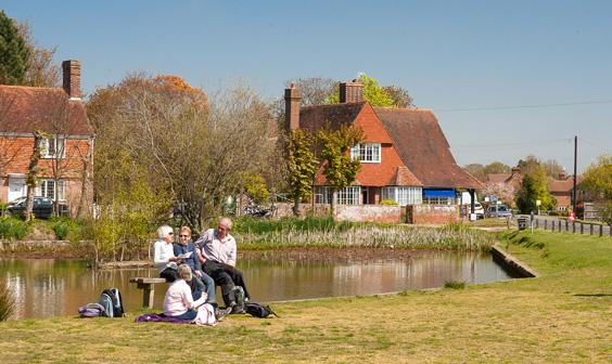 Matfield village