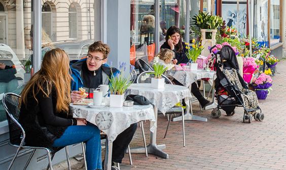 Cafés in Tunbridge Wells