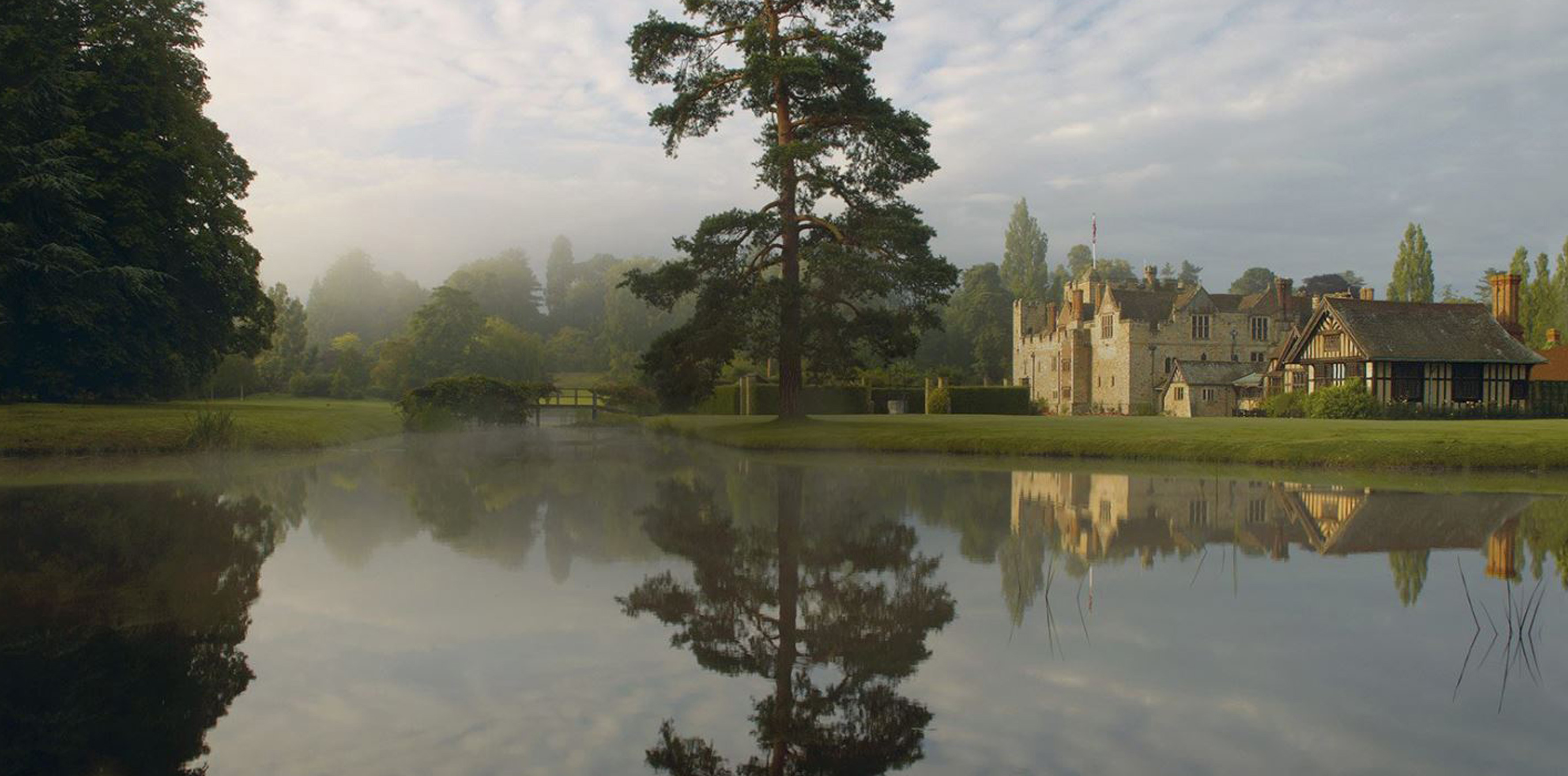 Heaver Castle - photo by David Hodgkinson