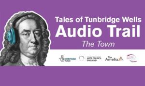 Free audio walking trail app 'Tales of Tunbridge Wells'
