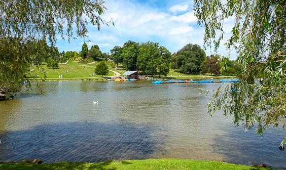 Parks & Lakes