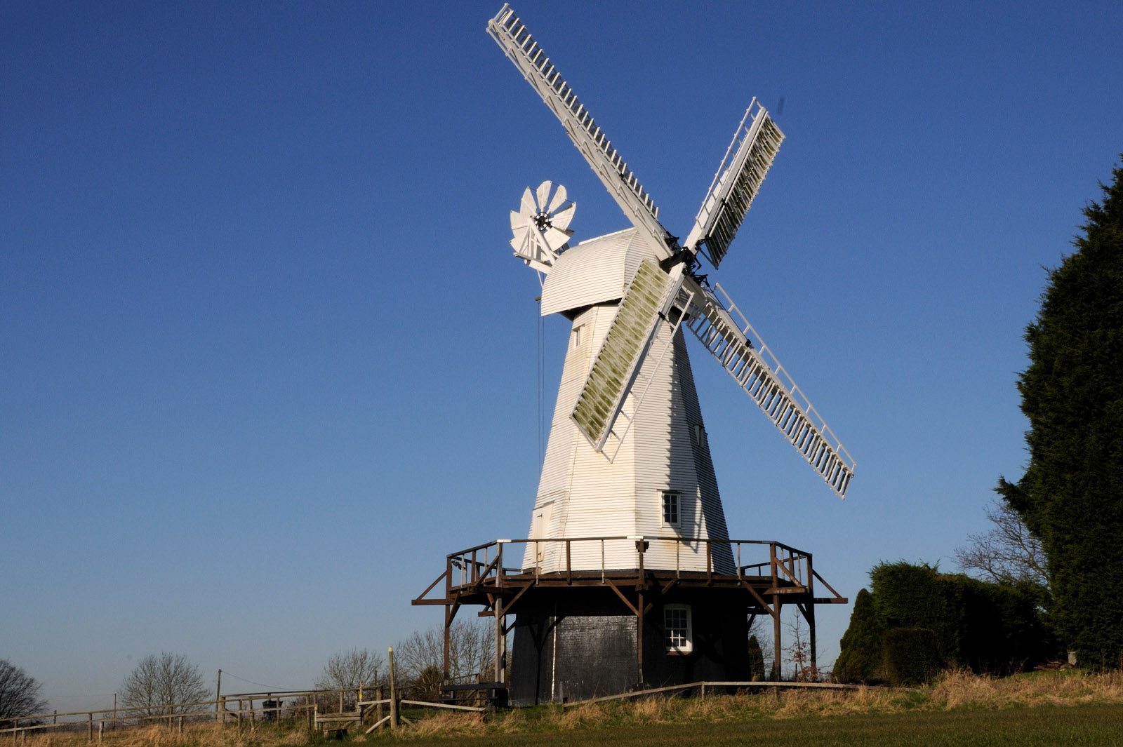 Windmill - photo by Mike Bartlett