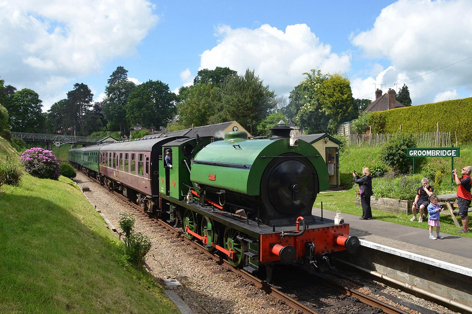 Spa Valley Railway, Royal Tunbridge Wells, Kent